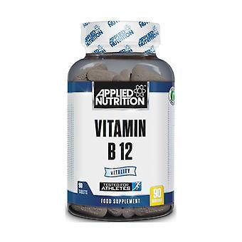 Vitamin B12 90 tablets