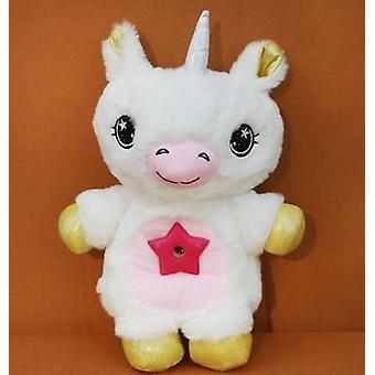 Plush Starry Stuffed Animal Projector Lamp