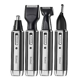 4 In1 Rechargeable Nose Beard Trimer