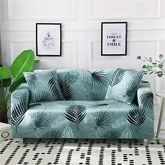 غطاء زلة تمدد غير زلة، غطاء أريكة مقطعي