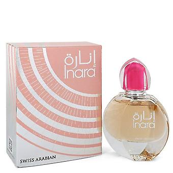 Swiss Arabian Inara Eau De Parfum Spray By Swiss Arabian 1.86 oz Eau De Parfum Spray