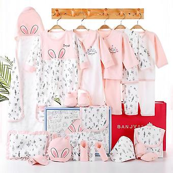 Baby Cotton Summer Fall Winter Spring Clothing Sets