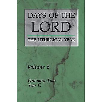 Days of the Lord: The Liturgical Year; Ordinary Time Year C, Vol. 6