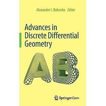 Fremskridt inden for diskret differentialgeometri