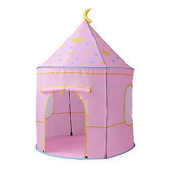 Barnas telt med matter, sammenleggbare innendørs og utendørs lekerom, og yurt-stil telt kan brukes av både menn og kvinner