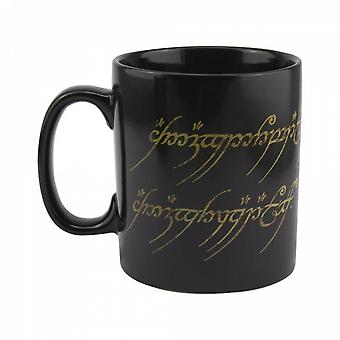 Lord of the Rings, Heat-Alternating Mug - XL