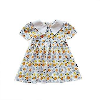 Детские летние платья События Партии Платья 1-6 лет