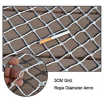 Gitter Nylon Sicherheitsnetz Treppe Sicherheitsschutz Zaun