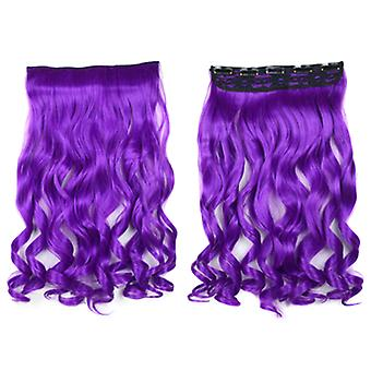 Colorful Gradient Ramp Cosplay Hair Extension