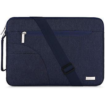 HanFei Laptop Schultertasche Kompatibel mit 13-13,3 Zoll MacBook Pro, MacBook Air, Notebook Computer,