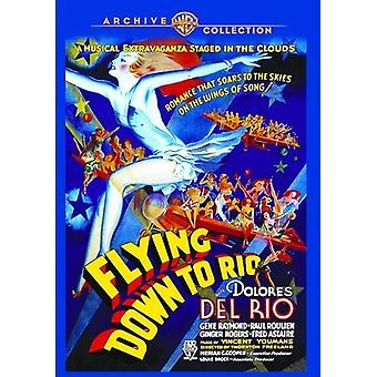 Flying Down to Rio (1933) [DVD] USA import
