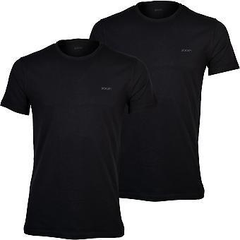 Joop! 2-Pack Crew-Neck T-Shirts, Black