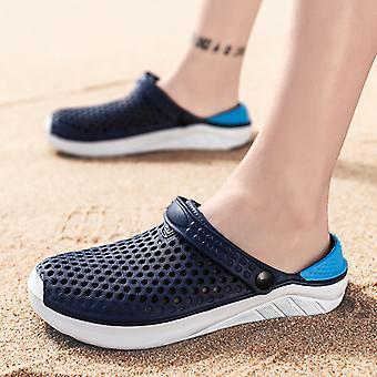 Sandalen für Frauen Männer atmungsaktive Strandschuhe Mode Garten Clog Aqua Schuhe Trekking Wading Größe 36-45