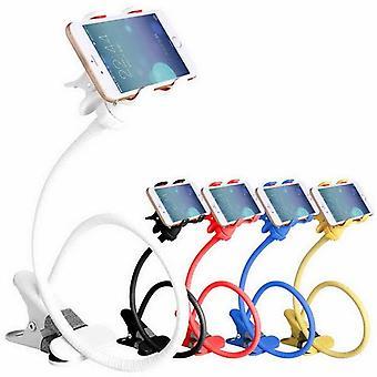 Flexibilní otočný dlouhý držák telefonu Lazy