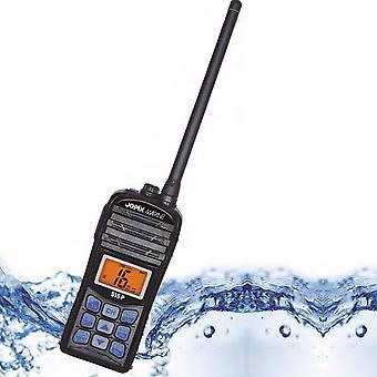Portable marine radio station JOPIX MARINE 515P Dual-Tri Watch 1200mAh Li-Ion IP67