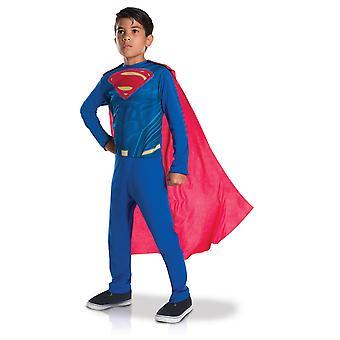 Déguisement classique Superman Justice League garçon