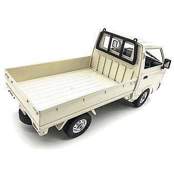 D12 1/10 2WD RC Car Simulation Drift Truck Brushed