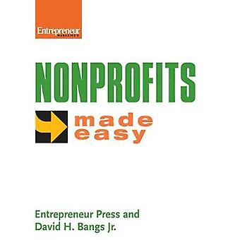 Starting and Running a Non Profit Made Easy by Entrepreneur Press
