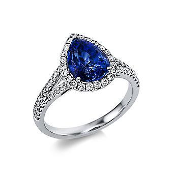 Luna Creation Promessa Pierścień Kolor Kamień 1V572W853-1 - Szerokość pierścienia: 53