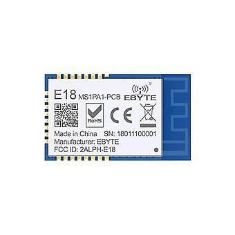 E18-ms1pa2-pcb زيغبي Io Cc2530 Pa 2.4ghz, PCB هوائي Iot Uhf اللاسلكية