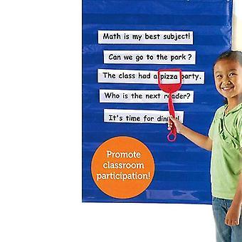 Utbildning av utbildningsresurser Standard Pocket Chart Education