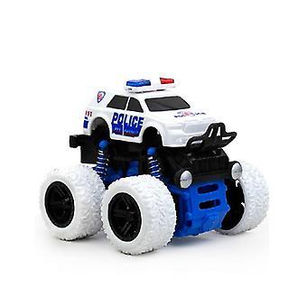 Friktion Power Truck Stunt Cars, Model Anti-skid Off-road Køretøj.