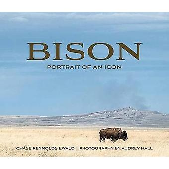 Bison Portrait of an Icon