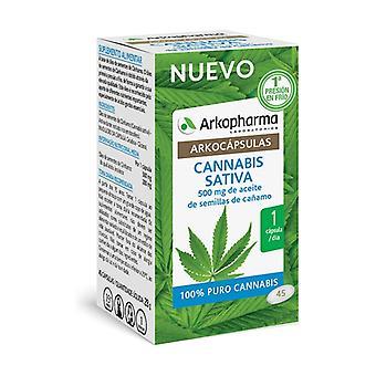 ARKOCAPS Cannabis Sativa 45 capsules