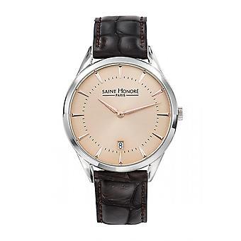 Men's Watch 8660681LMIR - Brown Leather
