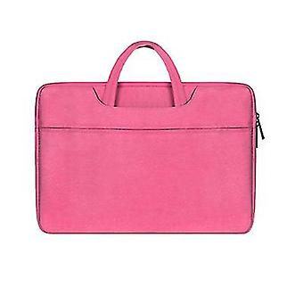 15.4Inch 38*27*3cm pink waterproof and wear-resistant laptop bag, 15.6inch for apple macbook, huawei, lenovo az20098