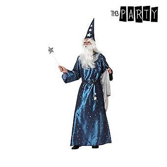 Costume for Adults (4 pcs) Wizard (4 Pcs)