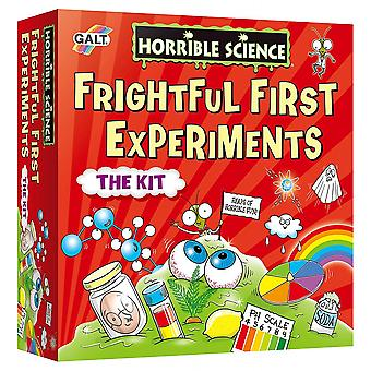 Galt Toys - Schreckliche Wissenschaft schrecklich erste Experiment Kit