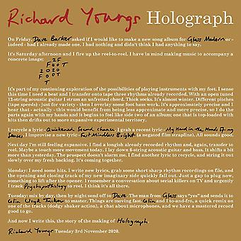 Richard Youngs - Holograph