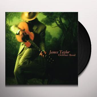 James Taylor - Oktober Road Vinyl