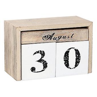 Wooden Calendar 114851