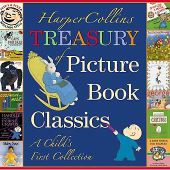 HarperCollins Treasury of Picture Book Classics A Childs First Collection av Diverse