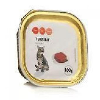 Every Day - Beef Tray - For Cats - 100g