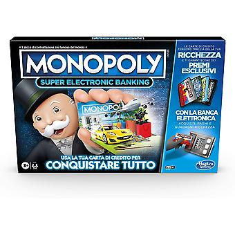 Monopoly Super Electronic Banking (Spiel in Box mit Gaming)