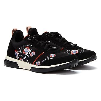 Ted Baker Aylahh Womens Black Trainers