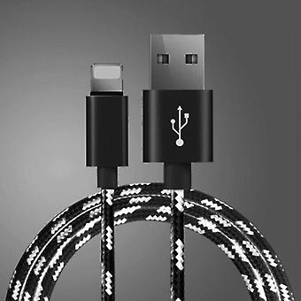 1M 2m 3m data usb charger fast cable for iphone 6 s 6s 7 8 plus 11 pro x xr xs max 5 5s ipad phone origin short long cord charge