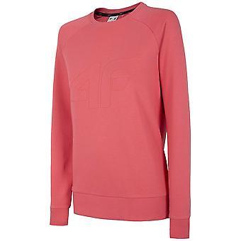 4F BLD350 NOSH4BLD350KORAL universal året runt kvinnliga tröjor