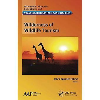 Turismo en el desierto de la vida silvestre