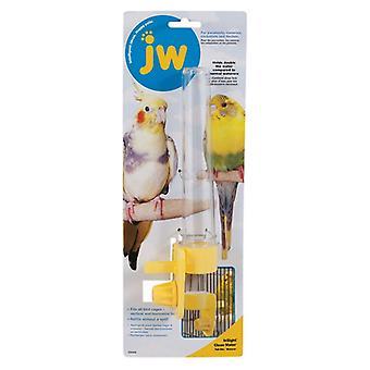 "JW Insight Clean Water Silo Waterer - Tall - 14.75"" Tall"