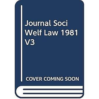 Tidskrift Soci Welf Lag 1981 V3
