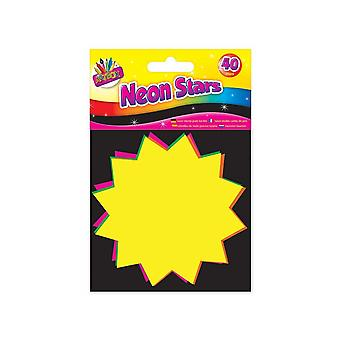 ArtBox Stars Index Card (Pack of 40)