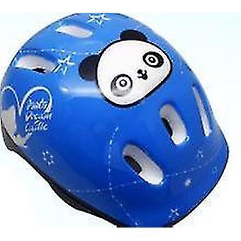 קסדה, קטנוע, אופניים, ציוד מגן להחליק לילדים, איזון רכב מגן ציוד (כחול)