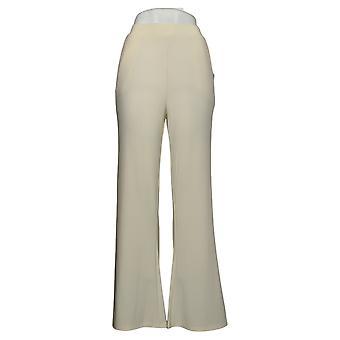 Wynne Layers Women's Pants Jersey Knit Easy Pant Beige 743106