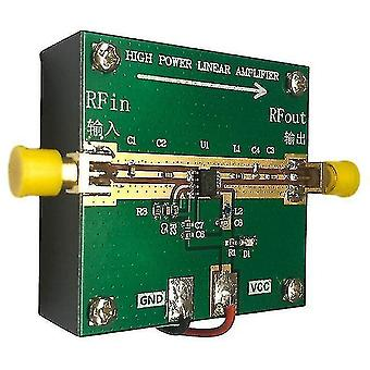Motherboards f19e rf2126 400m-2700mhz broadband rf power amplifier 2.4Ghz 1w for wifi bluetooth-compatible ham
