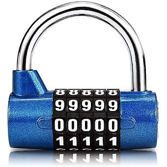 Five Digit Combination Lock