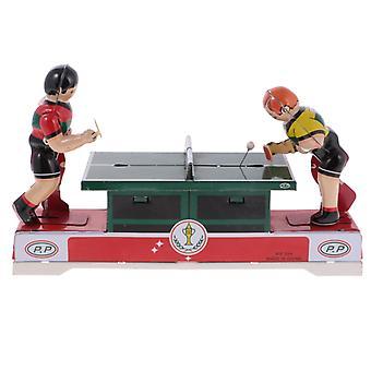 Drôle Mini Version de Tennis de Table Jeu de Marionnettes De Jouet Enfants Adulte Collection Cadeau d'anniversaire